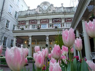 ホテル「アムステルダム」